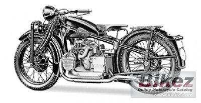 1933 BMW R11 Series 4