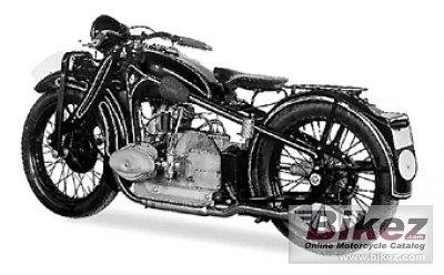 1933 BMW R16 series 4
