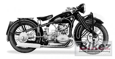 1934 BMW R16 series 5