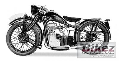1934 BMW R2 Series 3