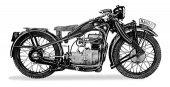 1936 BMW R2 Series 5