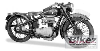 1937 BMW R20