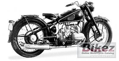 1937 BMW R5