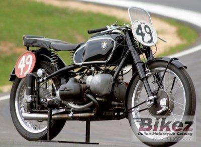 1938 BMW Kompressor