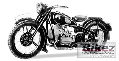 1938 BMW R51