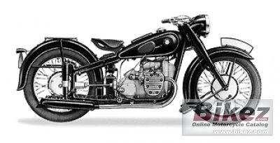 1938 BMW R71