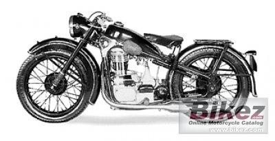 1939 BMW R35