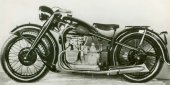 1942 BMW R12 Twin carb