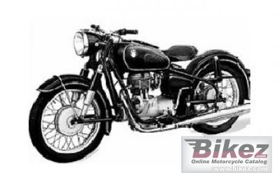 1949 BMW R24