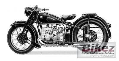 1953 BMW R51 3