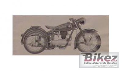 1956 BMW R25 3