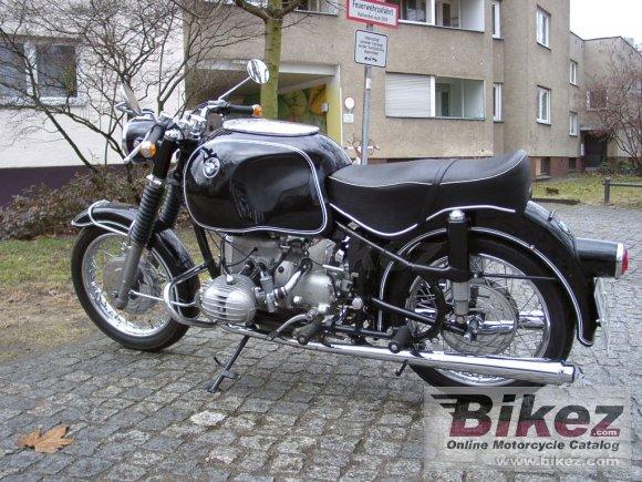 1969 BMW R50US