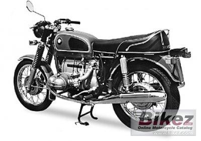 1969 BMW R75 5