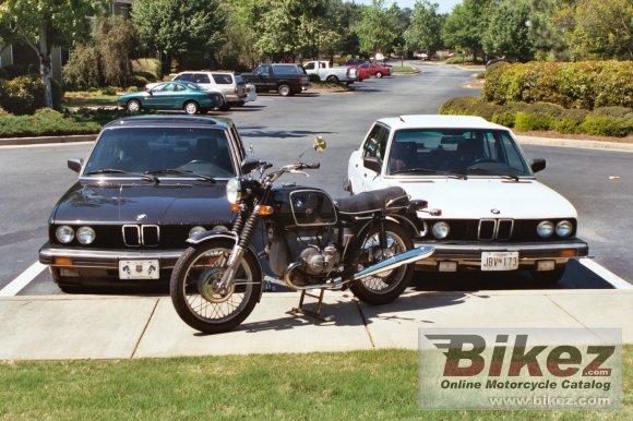1971 BMW R 75-5