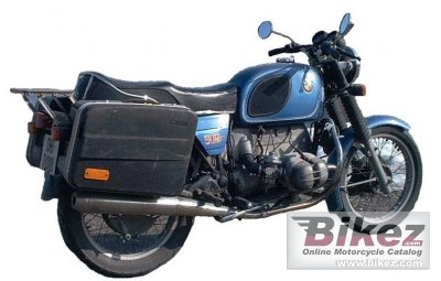 BMW R 90/6 1974 Specs and Photos