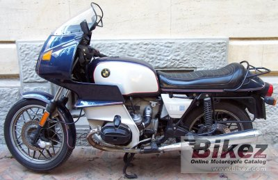 1980 BMW R 100 RS photo