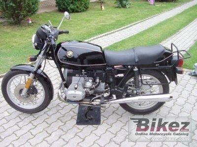 1981 BMW R 45