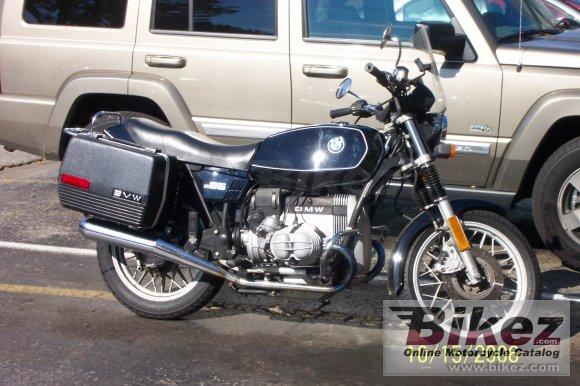 1981 BMW R 65