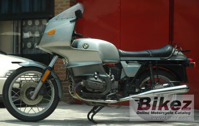 1981 BMW R 100 RS photo