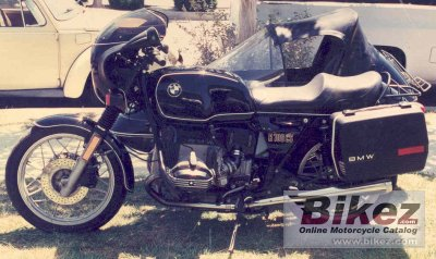 1982 BMW R 100 CS photo