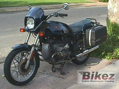 1983 BMW R 65 LS photo