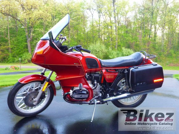 1983 BMW R 80 RT photo