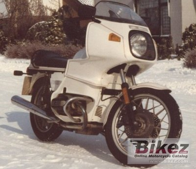 1983 BMW R 100 RS photo