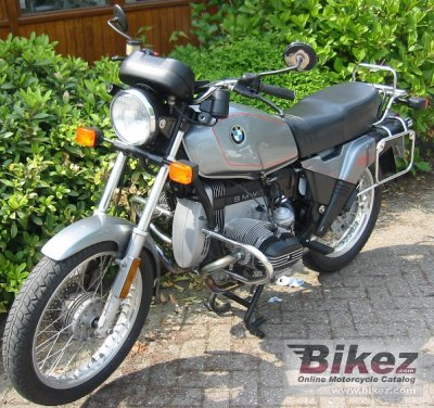 1983 bmw r 80 st specifications and pictures. Black Bedroom Furniture Sets. Home Design Ideas