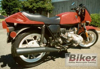 1984 BMW R 65 LS photo