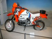 1985 BMW R 80 G/S Paris-Dakar photo