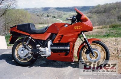 1985 BMW K 100 RS photo