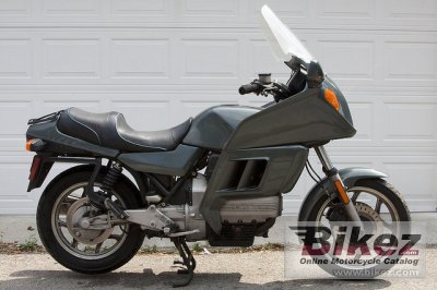 1985 bmw k 100 rt specifications and pictures. Black Bedroom Furniture Sets. Home Design Ideas