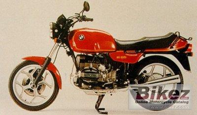 1985 BMW R65