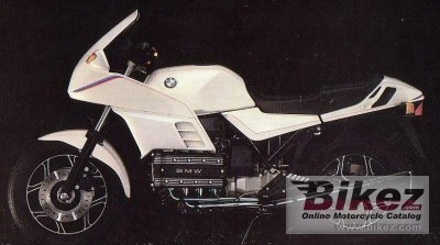 1986 BMW K 100 RS Motorsport