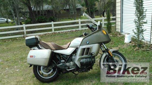 1987 BMW K 100 RT