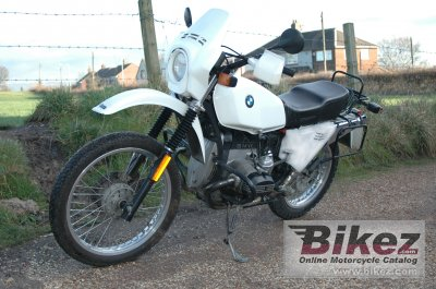 1988 BMW R 65 GS photo
