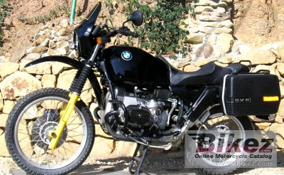 1988 BMW R 100 GS photo