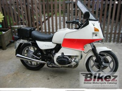 1988 BMW R 80 RT photo