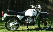 1988 BMW R 100 RS photo