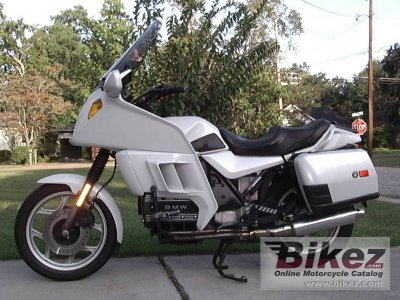 1988 BMW K 100 LT photo