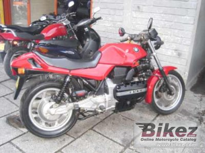 1988 BMW K 100 RS ABS