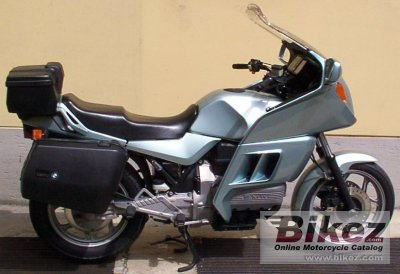 1988 bmw k 100 rt specifications and pictures. Black Bedroom Furniture Sets. Home Design Ideas