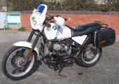 1989 BMW R 80 GS photo