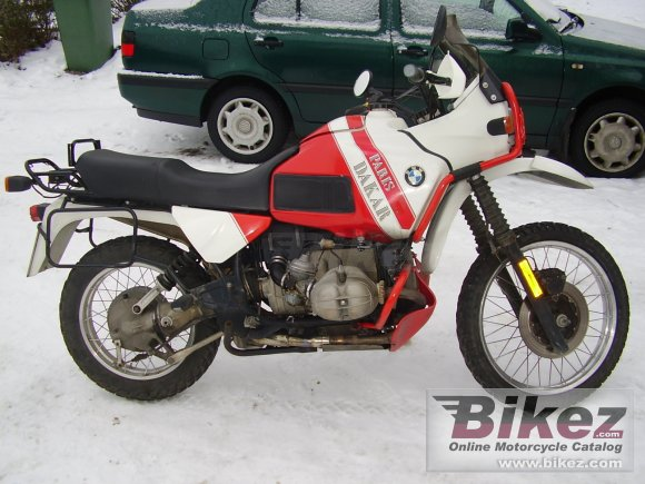 1989 BMW R 100 GS Paris-Dakar