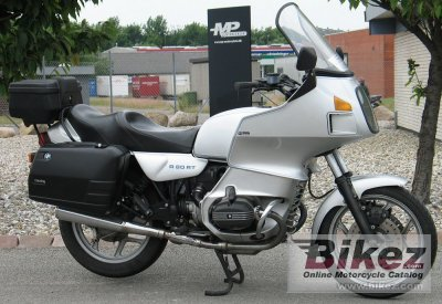 1989 BMW R 80 RT photo