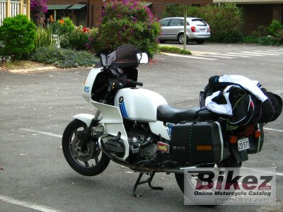 1989 BMW R 100 RS photo