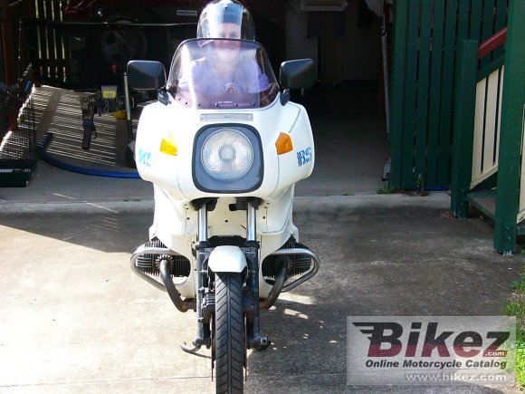 1989 BMW R 100 RS