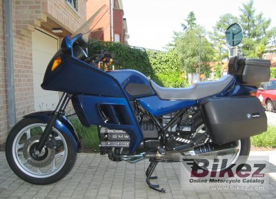 1991 BMW K 75 RT photo