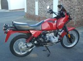 1992 BMW R 80 GS photo