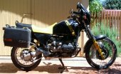 1992 BMW R 100 GS photo